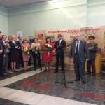 Состоялось торжественное открытие выставки «История Великой Победы в истории семьи» в Государственной Думе.