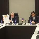 В ДНР стартовало внедрение образовательного комплекса «КМ-Школа»