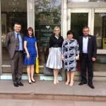 Делегация Фонда посетила Донецкую Народную Республику
