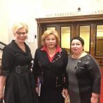 Состоялось первое пленарное заседание Экспертного совета фракции СР в Госдуме