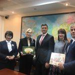 Прошла встреча с депутатами Приднестровской Молдавской Республики