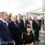 Новая выставка Ольги Морозовой открылась в Госсовете Крыма