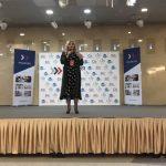 Элита России готовится управлять страной. Конкурс детских проектов «Россия 35» прошел в Москве.